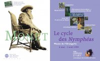Monet - Le cycle des Nymphéas