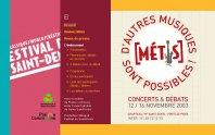 Festival de Saint-Denis 2003 - Métis - Basilique de Saint-Denis