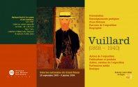 Vuillard (1868-1940)