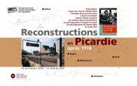 Reconstructions en Picardie après 1918
