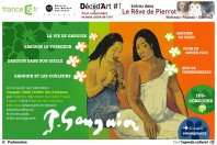 Gauguin-Tahiti - Agenda culturel pour les jeunes - France 5