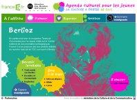 L'année Berlioz - Agenda culturel pour les jeunes - France 5Site éphémère
