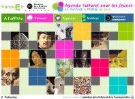 Agenda culturel pour les jeunes - France 5