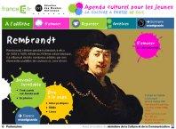 Paul Rembrandt - Agenda cuturel pour les jeunes - France 5