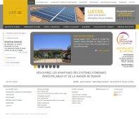 Lucciol - Votre partenaire énergies renouvelables